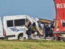 Rechtbank over zwaar ongeval A4: 'Knikkebollende chauffeur reed zeer onvoorzichtig'