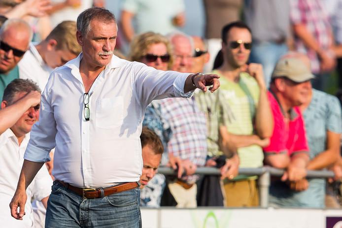 Vorig seizoen was Ruud Kaiser coach van JVC Cuijk.