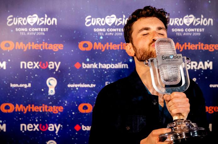 Door de winst van Duncan Laurence komt het Eurovisie Songfestival volgend jaar naar Nederland - en als het aan de gemeente ligt naar Rotterdam.