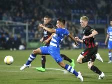 Genreau blesseert zichzelf en is twijfelgeval voor Feyenoord-uit