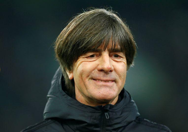 Duits bondscoach Joachim Löw.