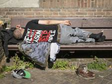 Ook in het welvarende Nederland zullen er daklozen blijven