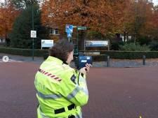 Vijftien automobilisten bekeurd tijdens verkeerscontroles in Bernheze