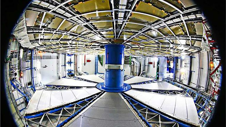 null Beeld CERN
