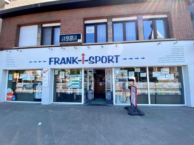 Frank-i-sport houdt op te bestaan