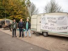 Zwolse woonwagenbewoners strijden voor meer staanplaatsen