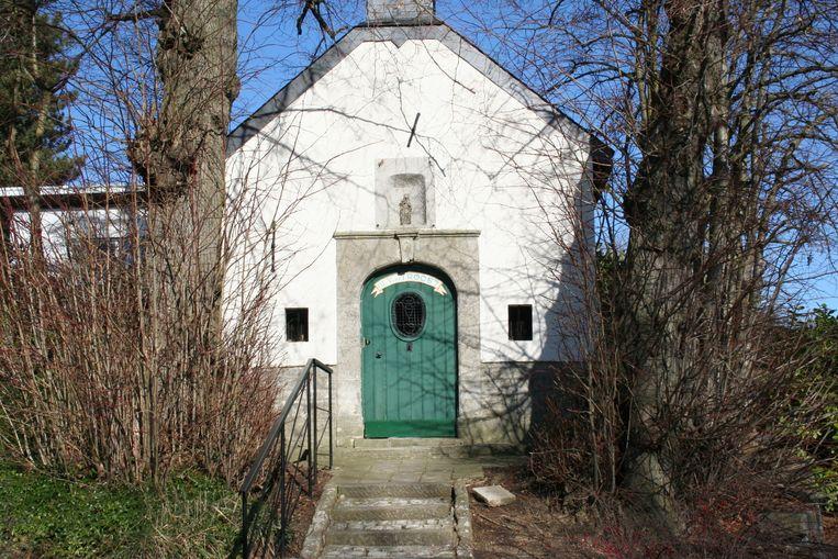 Het kapelletje OLV van Troost in Elst