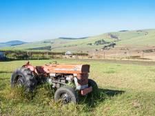 Le pari fou d'un aventurier français: rejoindre l'Inde en tracteur