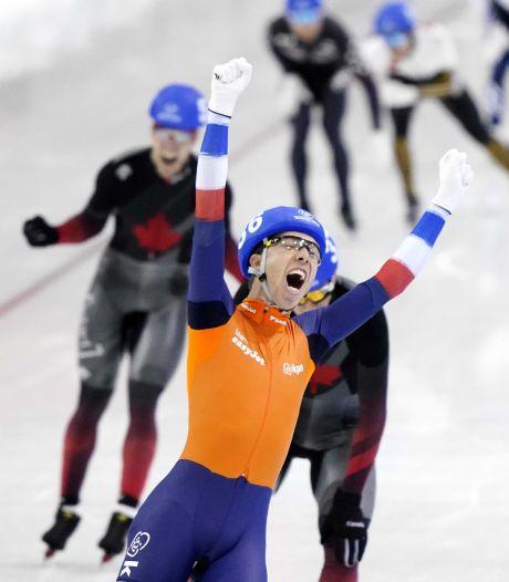 WK afstanden verplaatst van Peking naar Thialf, WK shorttrack in Dordrecht