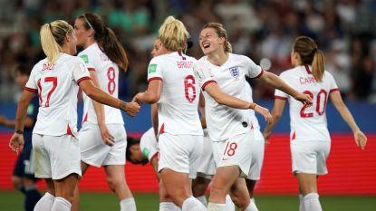 Engelse vrouwen ongeslagen groepswinnaar na zege tegen Japan