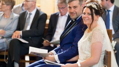 Schepen stapt in het huwelijksbootje