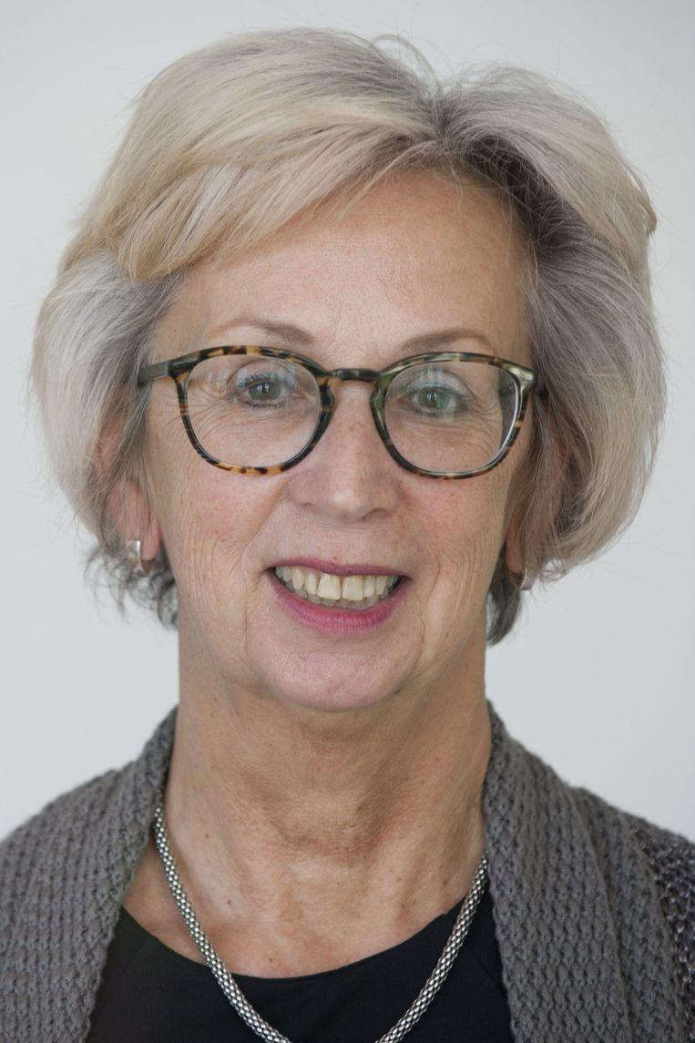 Gwen van de Stouwe Beeld Reyer Boxem