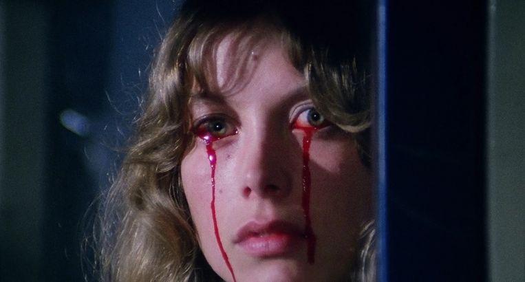 Daniela Doria in Paura nella città dei morti viventi (1980). Beeld