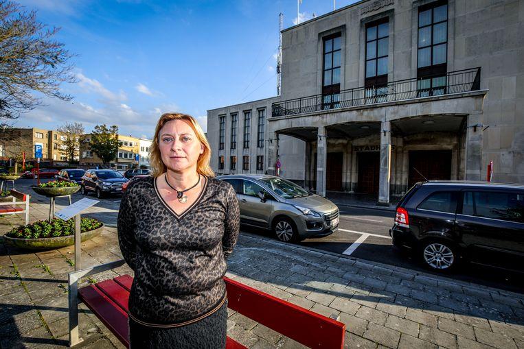 Daphné Dumery moet de eed als burgemeester nog afleggen.