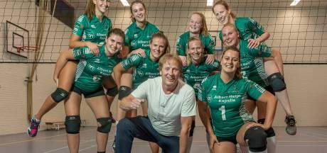 Trainer Ton Begijn bouwt aan een nieuw BOK