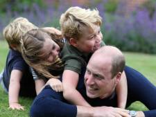 Les adorables photos du prince William en compagnie de ses enfants
