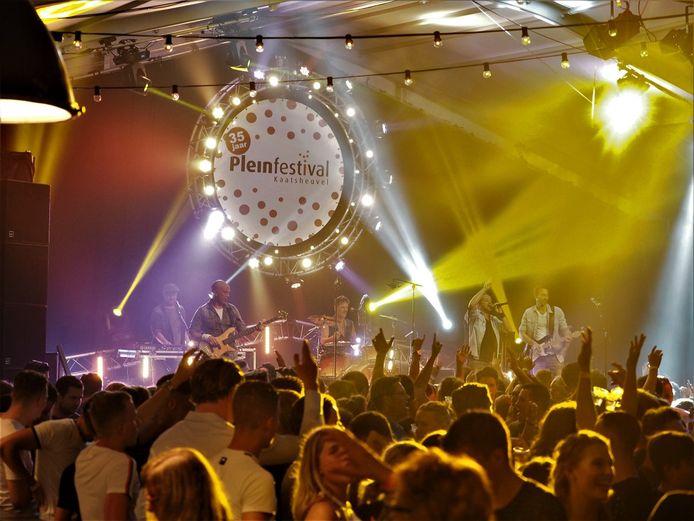 Ook het meerdaagse Pleinfestival in Kaatsheuvel moet dit jaar in mei overslaan vanwege de coronacrisis.