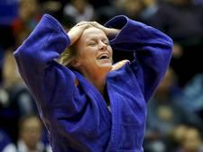 Judoka Geke van den Berg wint goud op EK onder 23 jaar