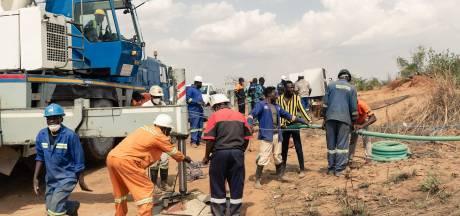 Tientallen mijnwerkers vast in ingestorte mijn Zimbabwe