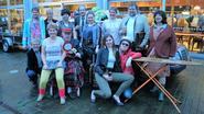 Familie Flodder verhuist naar Gits