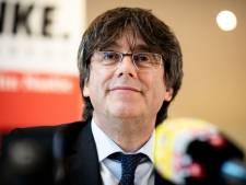L'Espagne bloque le mandat européen de Puigdemont