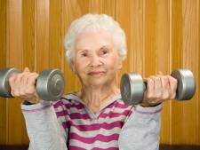 Senioren laten hun gezondheid checken tijdens Vitaliteitsdagen in Helmond
