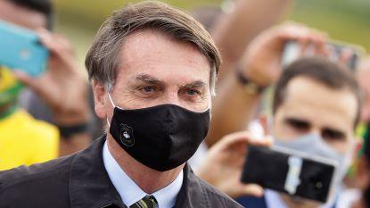 'Trump van de Tropen' geraakt in het nauw: meer dan de helft van de Brazilianen wil president Bolsonaro afzetten