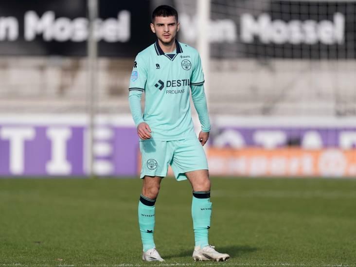 Selahi: Willem II-speler met vier nationaliteiten