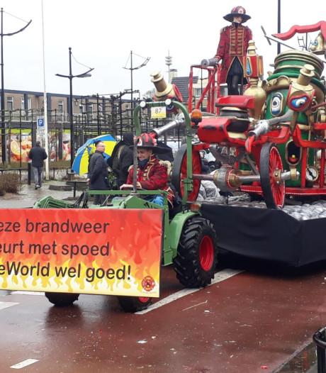 Fusie met Wijchen, afgelaste carnaval bij 'Active': alles komt voorbij tijdens de reut