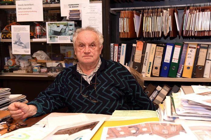 Willy Decoster wil oudere mensen een mooie plek aanbieden in het centrum van hun gemeente.