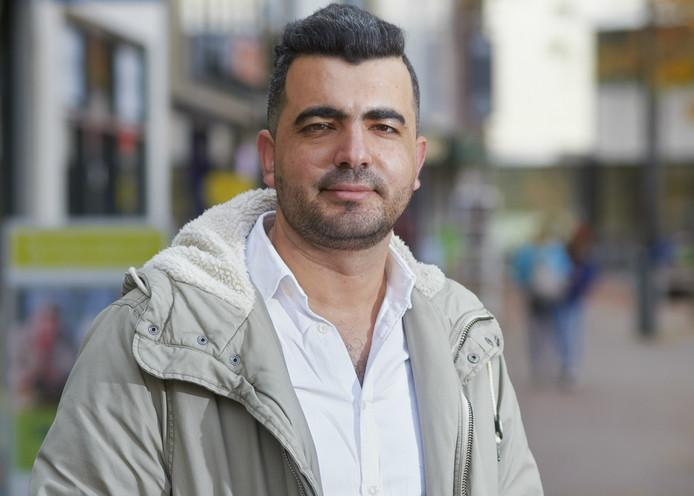 Mustafa Aljaradi.