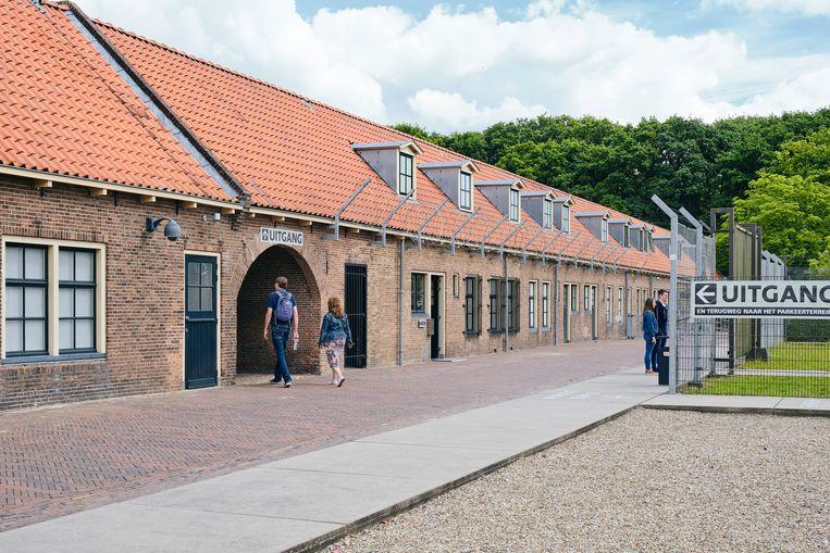 Het gevangenismuseum in Veenhuizen.  Beeld Sjaak Verboom