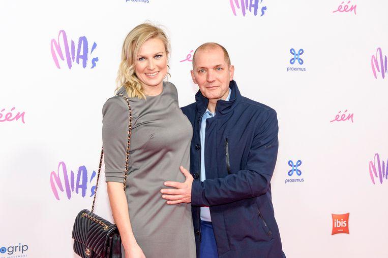 Caroline Vereenooghe en Karl Vannieuwkerke