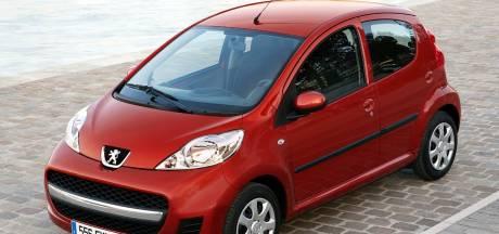 Peugeot 107 (2005 - 2014): compacte stadsauto