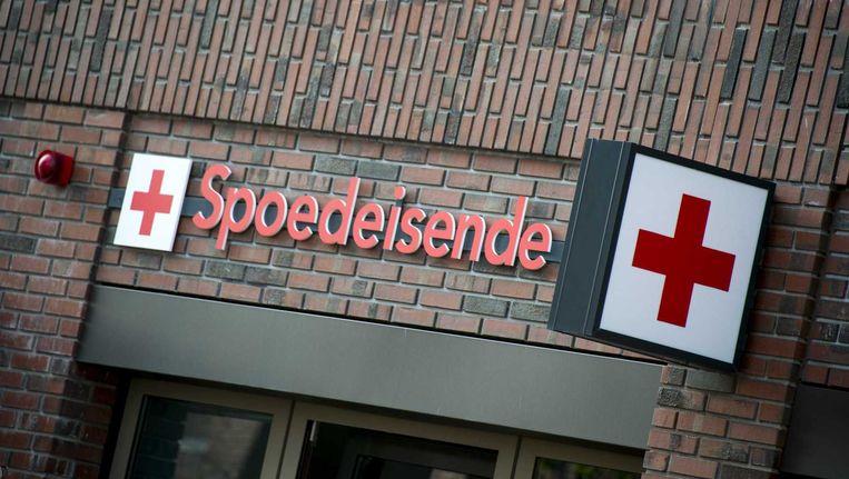 De Spoedeisende Hulpafdeling van het Maasstad Ziekenhuis in Rotterdam Beeld anp
