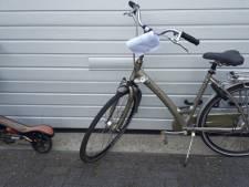 Fietsendief aangehouden in Tilburg