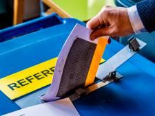 Niet iedereen vindt het fijn, maar het referendum staat in Zundert bij het oud papier