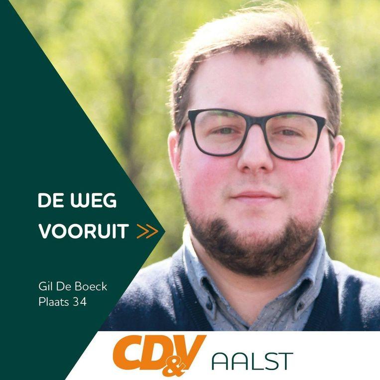 Gil De Boeck (CD&V).