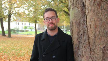 Julien Vandenhoucke (sp.a) compenseert co₂-uitstoot van verkiezingscampagne met 150 m² nieuw bos