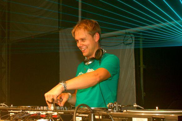 Armin Van Buuren: al present in 2005.