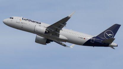 Lufthansa schrapt komende dagen 1.300 vluchten door staking cabinepersoneel