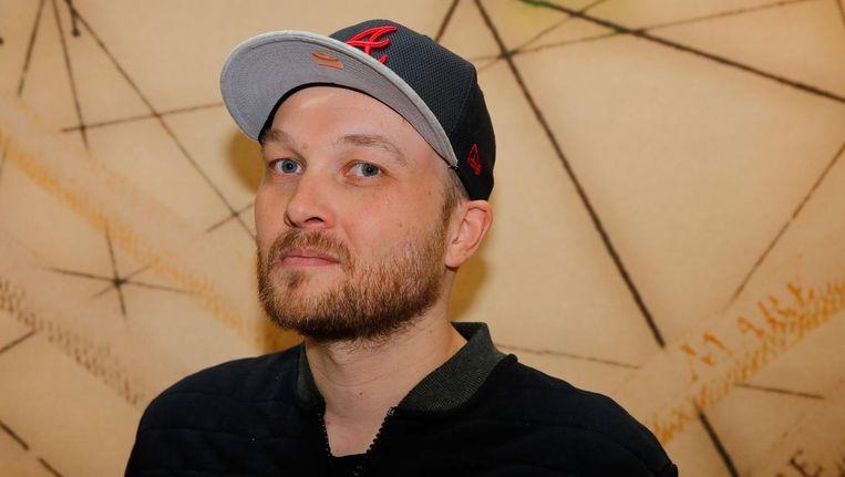 Arjen Lubach is een van de twee leden van het dj-duo The Galaxy Beeld anp