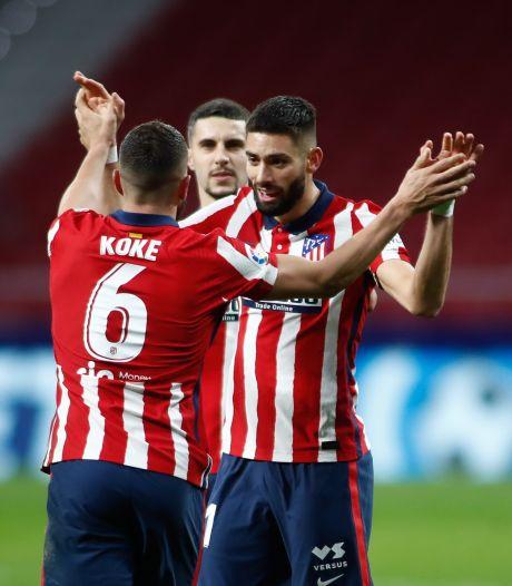 """Un dernier assist pour couronner l'année de Yannick Carrasco, """"le Roi Mage de l'Atletico"""""""