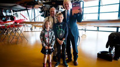 Ex-lijnpiloot Hans Nordsiek maakt knap kinderboek over luchtvaart