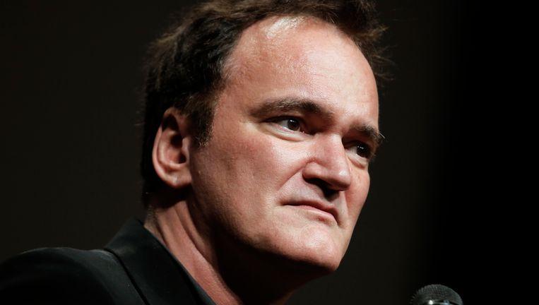 Quentin Tarantino schreef het script van Pulp Fiction deels in Amsterdam.