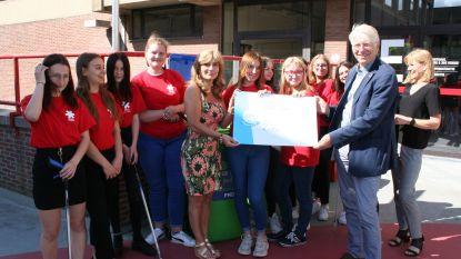 PISO Clean krijgt 1.500 euro als beloning van Mooimakers
