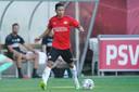 Mauro gelooft in zijn kansen bij PSV.