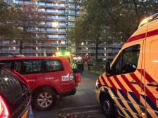 Vier mensen naar ziekenhuis na brand in flat in Palenstein