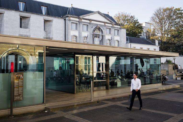 Rubenshuis krijgt renovatie van 6 miljoen antwerpen regio hln - Glazen ingang ...