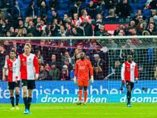 Het regent goals in de Kuip, maar niet voor Feyenoord...
